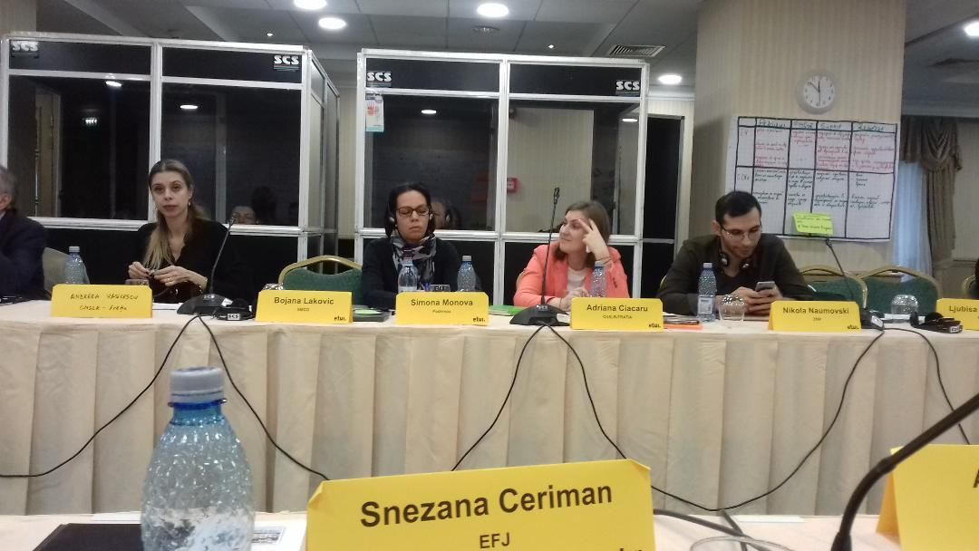Sastanak u Bukureštu